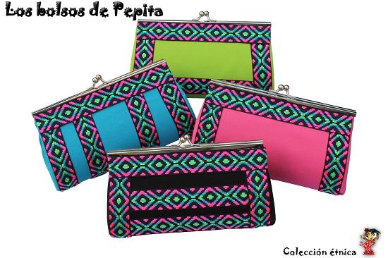Los bolsos de Pepita