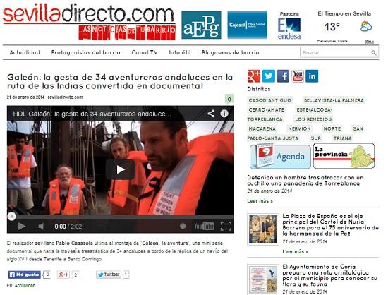 Sevilla Directo
