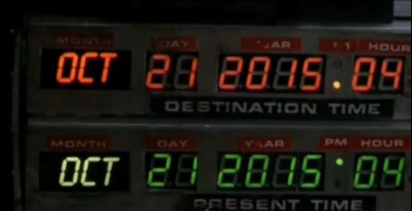 regreso futuro