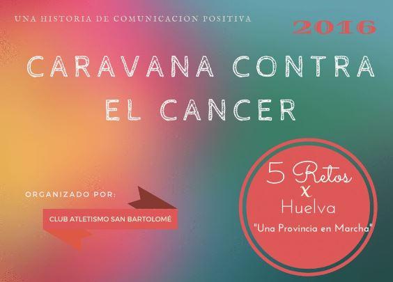 5 Retos x Huelva: atletismo solidario contra el cáncer