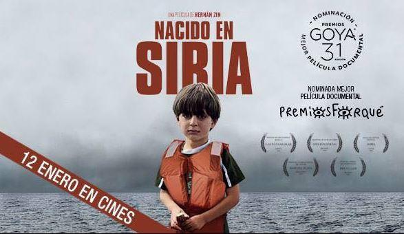 La Claqueta cumple 15 años coincidiendo con el estreno de 'Nacido en Siria'