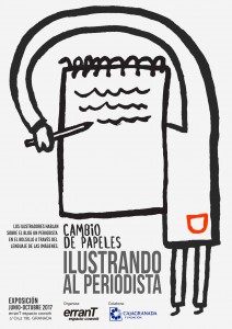 Cartel Expo blog Periodista