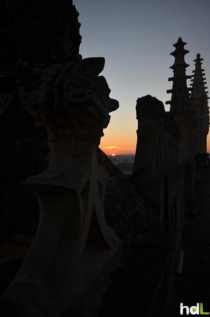 HDL Tejados de la Catedral de Sevilla