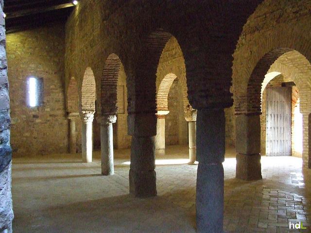 HDL Interior iglesia Almonaster la Real