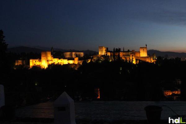 HDL Vistas de la Alhambra