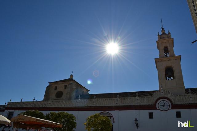 HDL Colegiata de Olivares del Río (Sevilla)