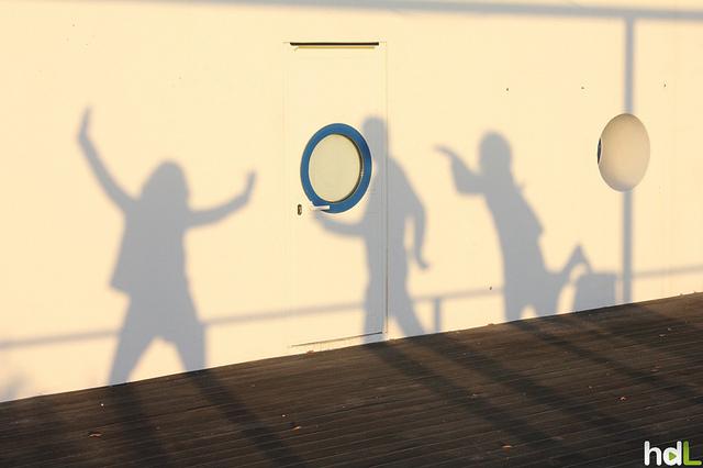 HDL Jugando con sombras