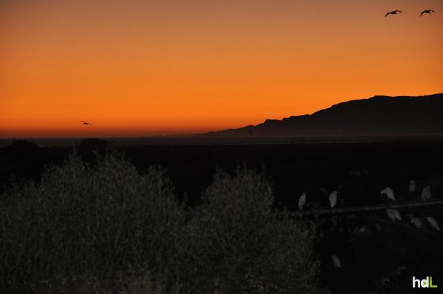 HDL Puesta de sol en Tarifa