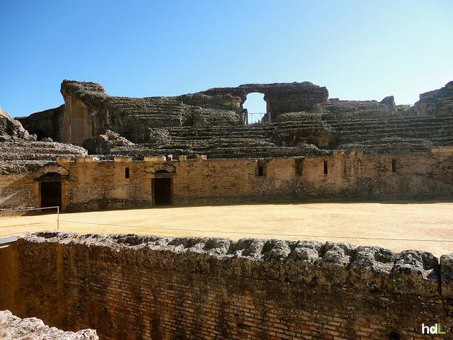 HDL Anfiteatro de Itálica