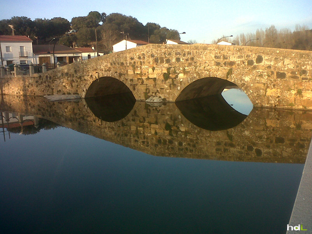 HDL Puente en San Nicolas del Puerto, Sevilla