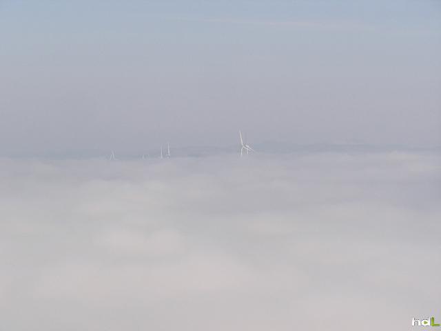 HDL Mar de nubes. Vejer de la Frontera