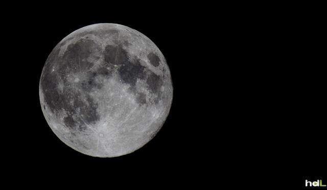 HDL Luz de luna. Aldeire (Granada)