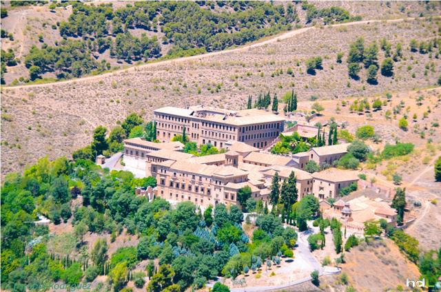 HDL Abadía del Sacromonte. Granada