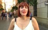 """La cantante cordobesa Trinidad Montero 'La Trini' define Andalucía como """"ese oasis en medio del desierto"""", su """"zona de paz"""" donde carga """"las pilas y el alma"""" para contarle al mundo sus historias desde su """"rinconcito andaluz"""", desde su """"corazón""""."""