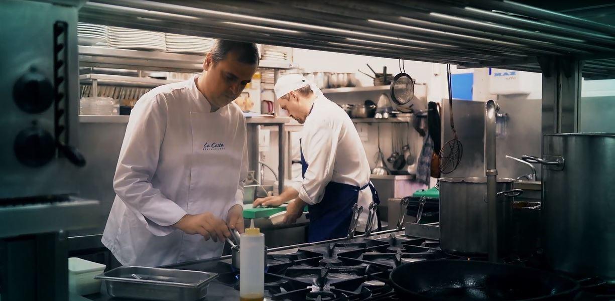 Jos lvarez cocina con estrella michel n que reivindica for Estrella michelin cocina