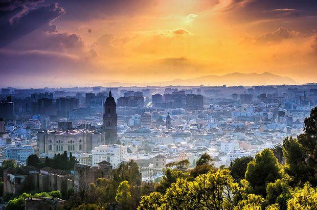 Málaga - Steven Gerner