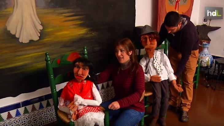El proyecto granadino Títere Tran Tran tiene como fin trasladar al público infantil el mundo del flamenco. Se trata de un espectáculo familiar en el que se explican los palos y los personajes históricos del flamenco. Todo ello con la ayuda de dos títeres, La Farruca y Tomasillo 'El Alegrías'.