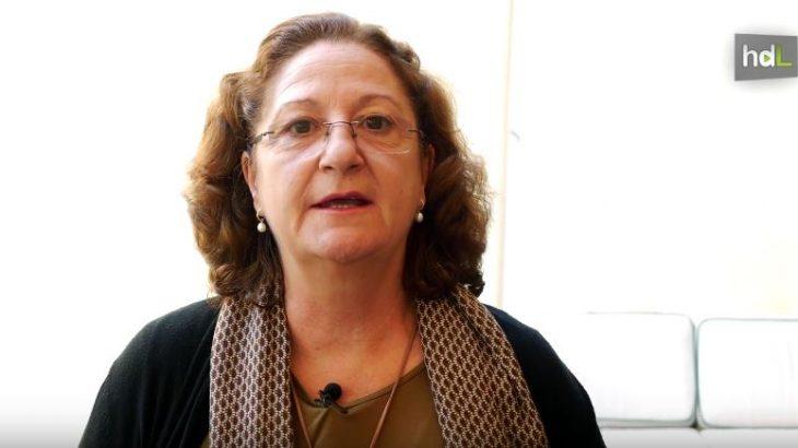 """""""Andalucía para mí es parte de mi vida"""", dice Rosario Pardo. Y añade: """"Aunque llevo tiempo fuera por cuestiones laborales, me encanta venir y me encanta trabajar aquí"""". La jiennense también habla de la necesidad de """"reivindicar la contemporaneidad"""" para, de nuevo, referirse a la necesidad vital que para ella es Andalucía. """"Siempre que he estado fuera viviendo necesitaba venir"""", dice la actriz."""