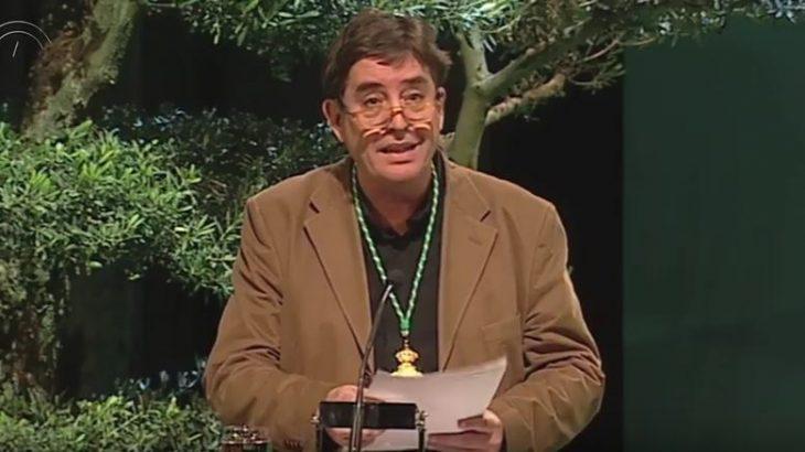 Discurso del poeta Luis García Montero, natural de Granada, en el acto de entrega de distinciones del Día de Andalucía. Junto a la actriz sevillana María Galiana, ha sido nombrado Hijo Predilecto de Andalucía 2017.
