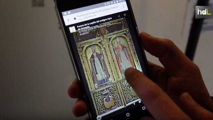 La Universidad de Granada coordina el proyecto Atalaya3D, una aplicación móvil que permite consultar el catálogo de las obras y edificios más significativos del patrimonio artístico de las diez universidades públicas andaluzas. En la app se recogen fotografías, vídeos, audiodescripciones e incluso modelos en 3D de los edificios.